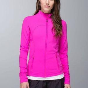 Lululemon define jacket Hot pink